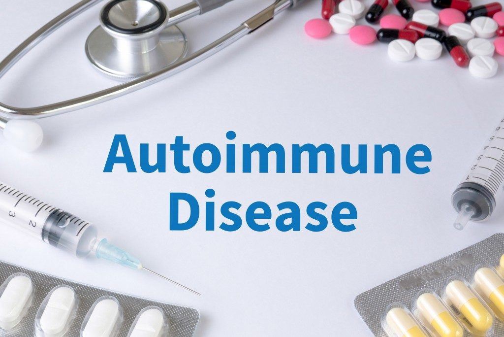 Autoimmune Disease medical concept